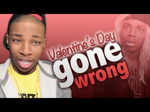 40. Valentine's Day Gone Wrong