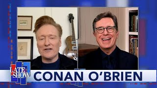 "Conan O'Brien: People In The Know Call Harvard ""The Vard"""