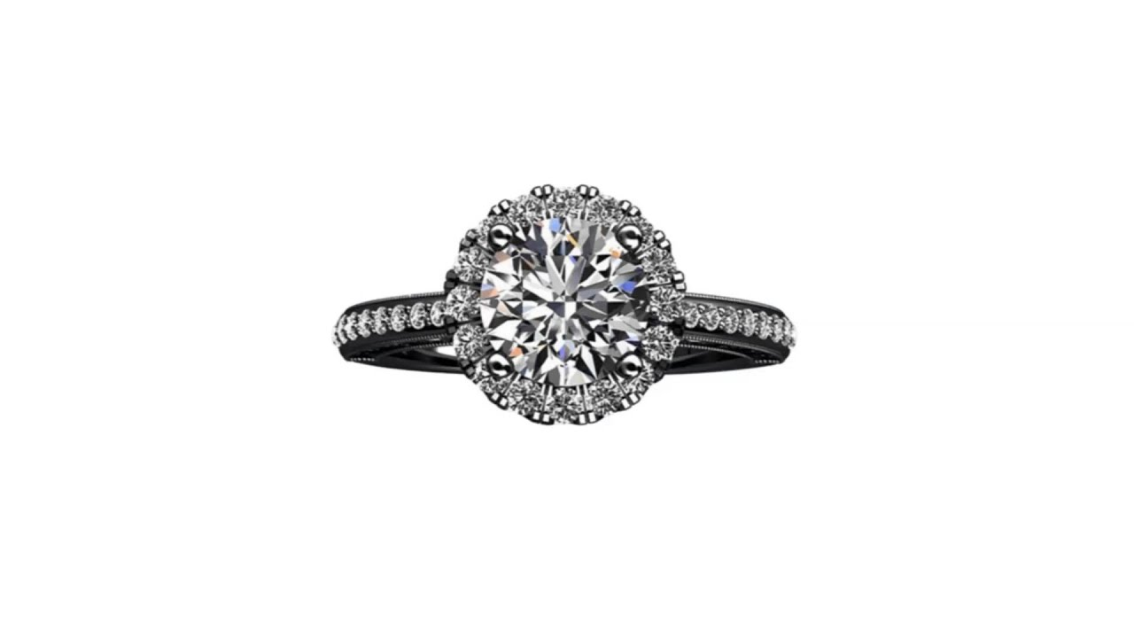 Top 10 Engagement Rings 2016 - YouTube
