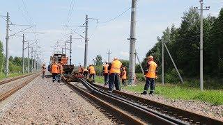 Belarus Temir yo'llari to'g'risida, yangiliklar avgust 2017 (Masala 66)