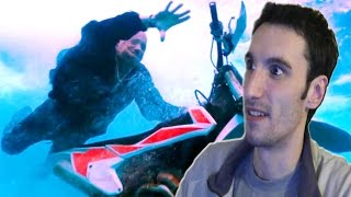 Реакция на трейлер ( Три икса׃ Мировое господство / Reaction xXx: The Return of Xander Cage - 2017 )