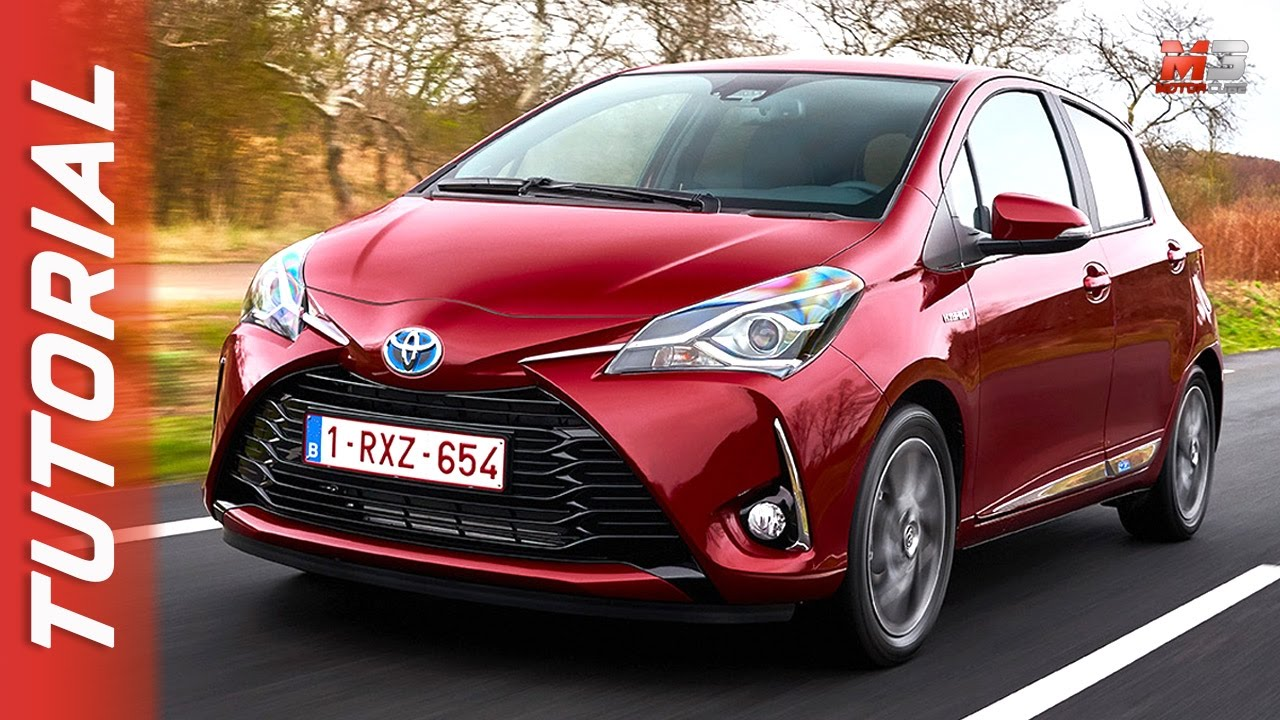 new toyota yaris 2017 alberto santilli racconta la nuova yaris hybrid youtube. Black Bedroom Furniture Sets. Home Design Ideas