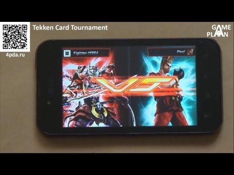 "[Android] Game Plan #165 ""Tekken Card Tournament"""
