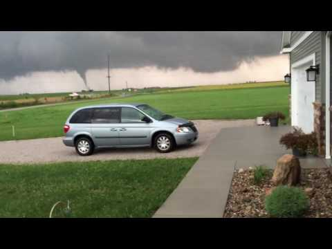 Homer Illinois Tornado