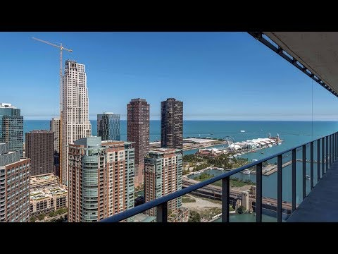 A Lakeshore East 3-bedroom with spectacular views at Coast
