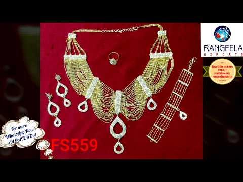 Imitation Jewellery Products Design Collection, Imitation Jewellery Exporter in Mumbai India
