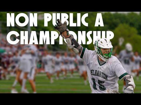 Delbarton School vs Don Bosco (Non Public A Lacrosse Final 2019)