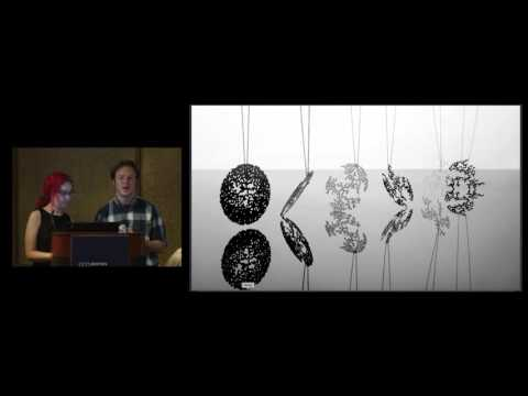 """BAC Lecture: Jessica Rosenkrantz and Jesse Louis Rosenberg Present """"Growing Objects"""""""