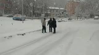 Çameli'de Kar Yağışı Başladı - Denizli Haberleri - HABERDENİZLİ.COM