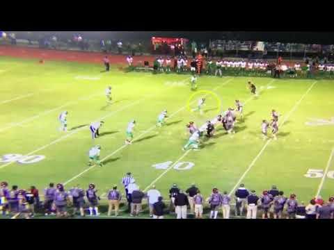 Jake Chadwick LB Football Highlights