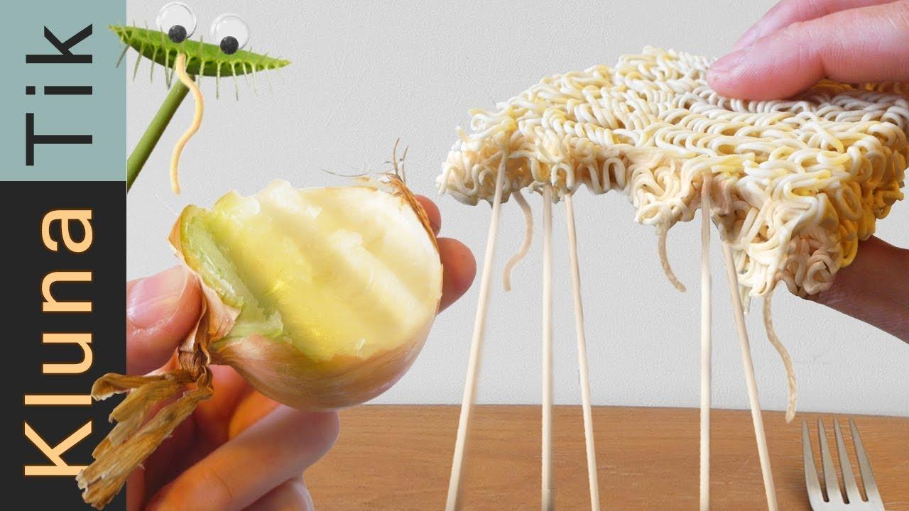 Kluna Eating Real Food Klunatik Compilation Asmr Eating Sounds No Talk Asmr Sonidos De Comer