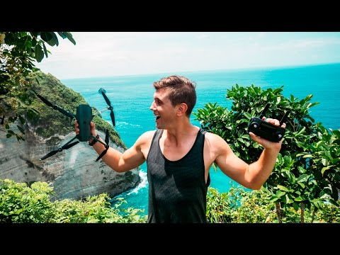 DJI MAVIC PRO - MOST EPIC DRONE (4K)