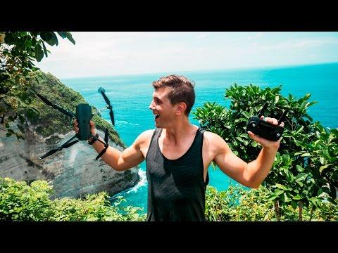DJI MAVIC PRO - MOST EPIC DRONE (4K)