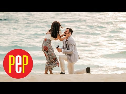 WATCH! Rachelle Ann Go gets another surprise after engagement with Martin Spies
