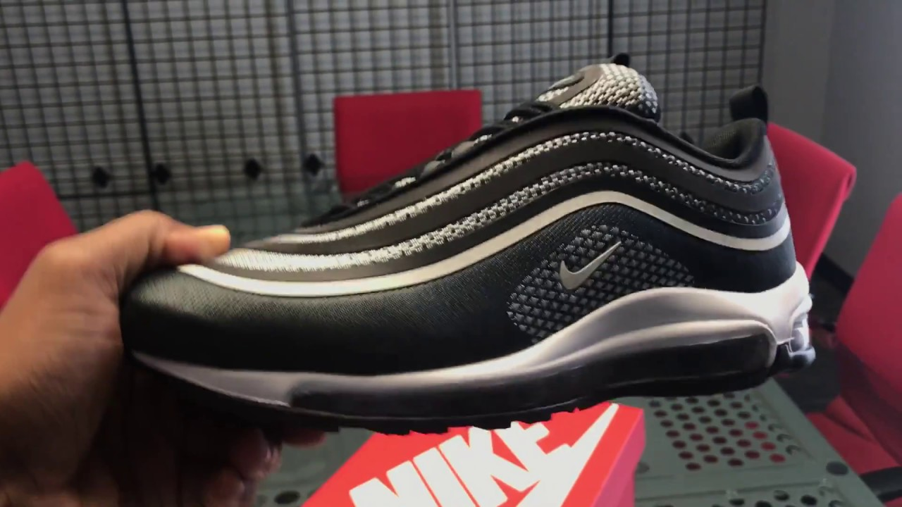 Official Images: Cheap Nike Air Max 97 Plus Black Anthracite