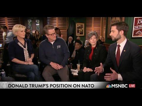 January 20, 2017: Sen. Cotton on MSNBC