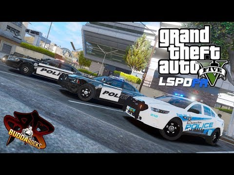 Hood Rats!◆LSPDFR GTA 5 Police Patrol◆New Vehicles!◆Real Life Police Mods