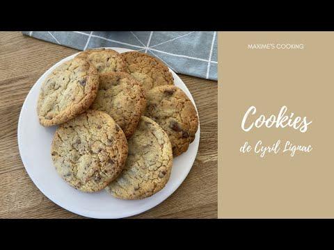 recette-cookies-de-cyril-lignac🍪