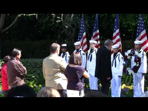 Memorial Day 2012 at the Nixon Library