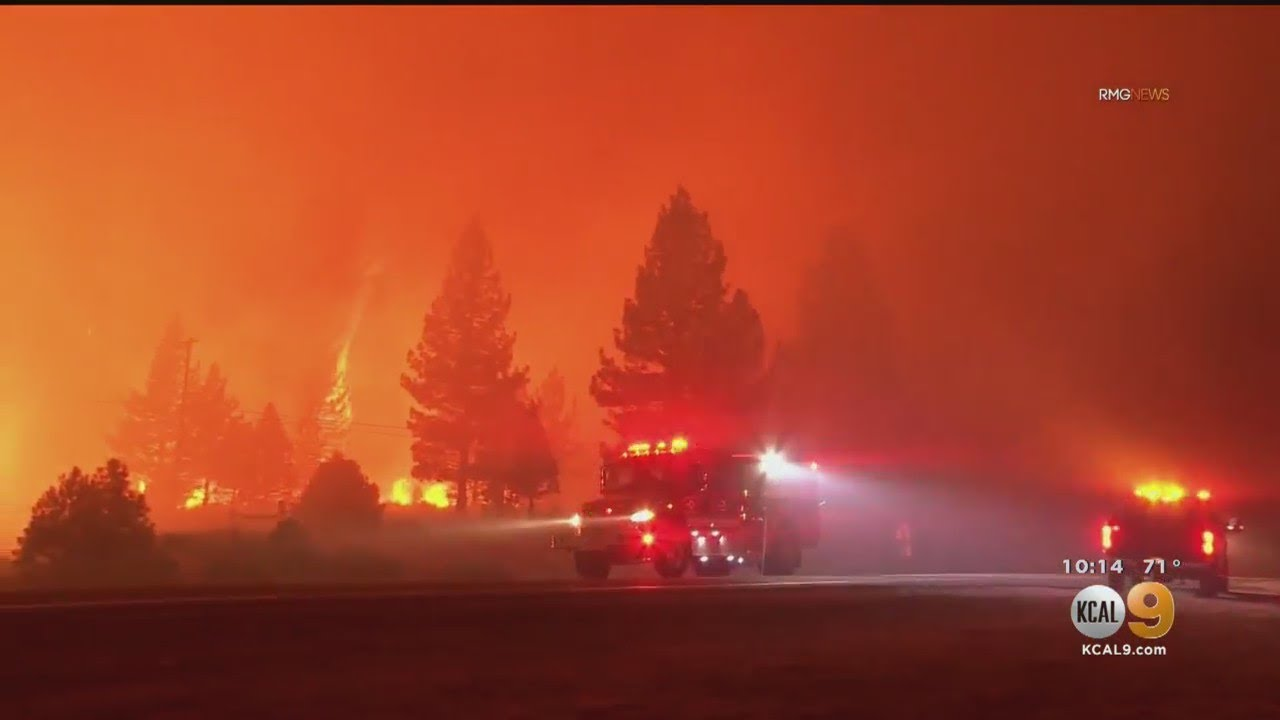The Western Wildfires Are Affecting People 3000 Miles Away