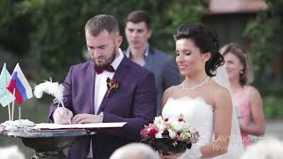 Свадьба в АБАКАНЕ.