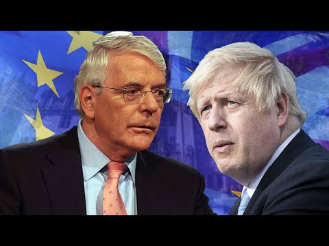How John Major gave up powers to EU and helped divide the Tories over Europe