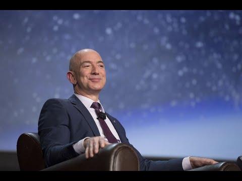Bezos Plans To Make Space Travel Cheaper
