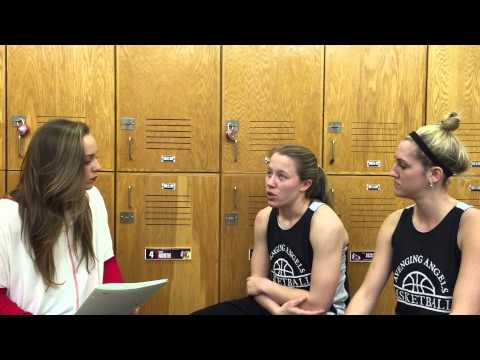 Basketball Tournament Preview with Danielle Lee and Brittaney Rice