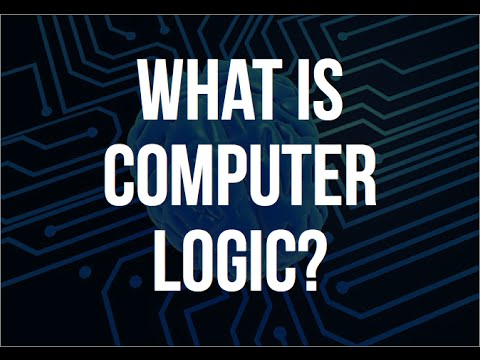 What is Computer Logic?