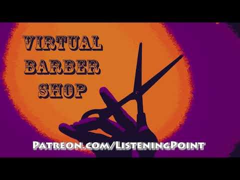 Maurice Virtual Haircut