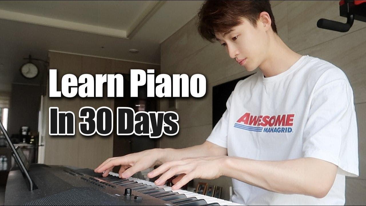 Coffin Dance Piano Progress in 30 days l 관짝춤 피아노 30일만에 마스터할 수 있을까!? (공연까지 ㅎㄷㄷ)
