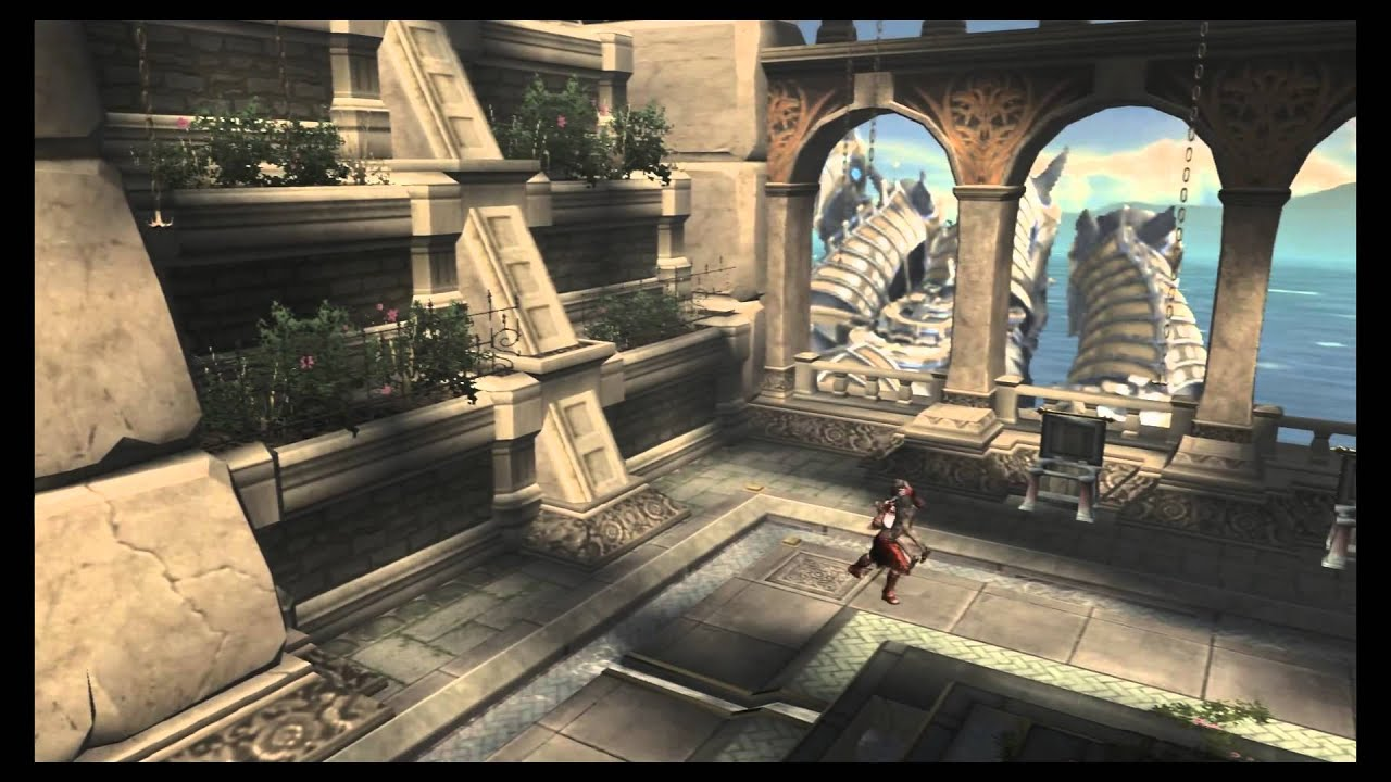 God Of War 2 Hd Collection Ps2 Ps3 Part 1 Youtube