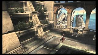 God Of War 2 - HD Collection (PS2 / PS3) - Part 1