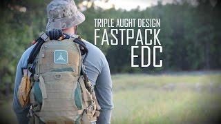Black Scout Reviews - Triple Aught Design Fast Pack EDC