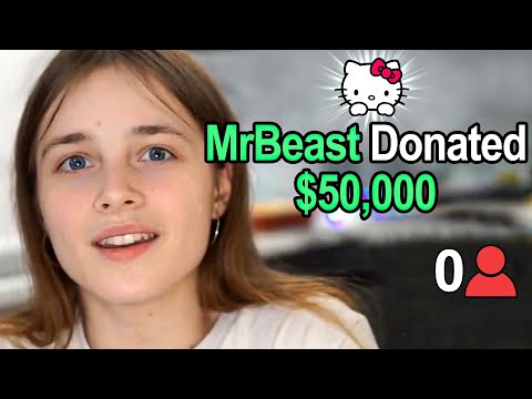 Donating $50,000 To Streamers With 0 Viewers