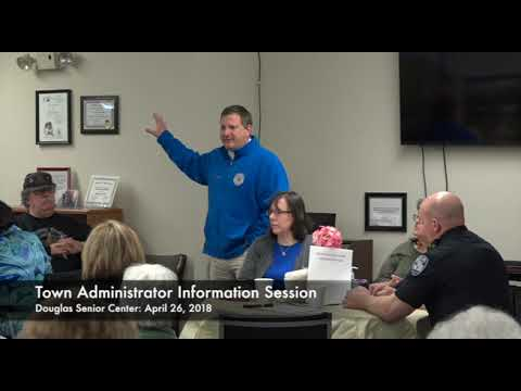 Senior Center Programming:  Administrator Info Session 4/26/18