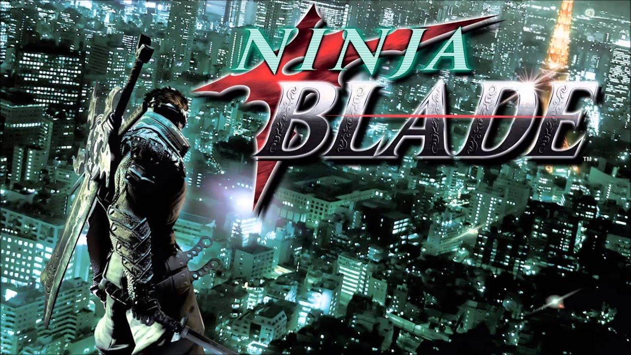 Ninja Blade Movie (All Cutscenes) 2009 - YouTube
