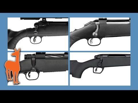 1000 Yards For $500 - Rifle Selection (Savage Axis, Remington 783, Ruger American, Mossberg Patriot)