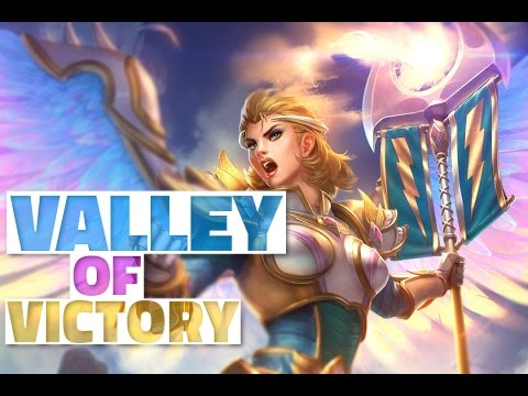 SMITE Capture the Flag First Look | Valley of Victory Gameplay