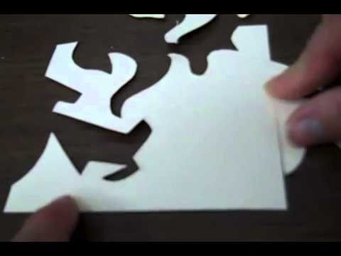 M.C. Escher - How To Create A Tessellation