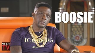 Boosie on Why He Disciplines His Kids with a