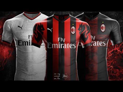 AC Milan announce new long term partnership with Puma