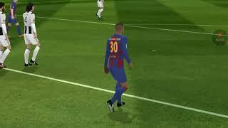 Fc barcelona vs juventus, dream league ...
