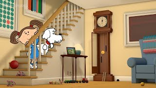 Hickory Dickory Dock Nursery Rhyme by Molly & Splodge
