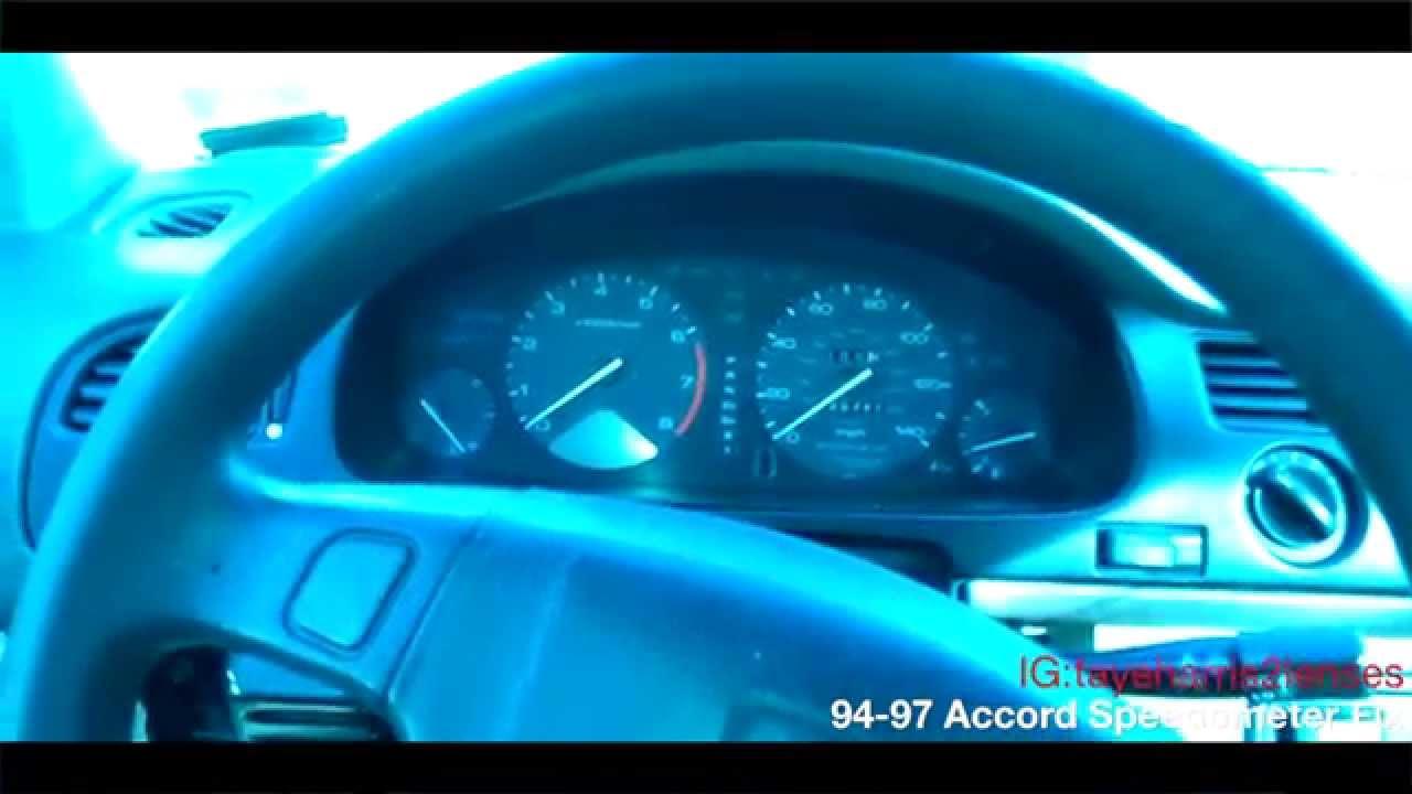 Maxresdefault on 97 Honda Accord Lights