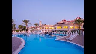 Aydinbey Famous Resort 5 Аудинбей Фамоус Резорт отель Турция Белек обзор отеля все включено