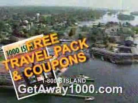 Visit the 1000 Islands: Free Visitor & Vacation Information
