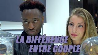 JAYMAXVI - LA DIFFÉRENCE ENTRE COUPLE
