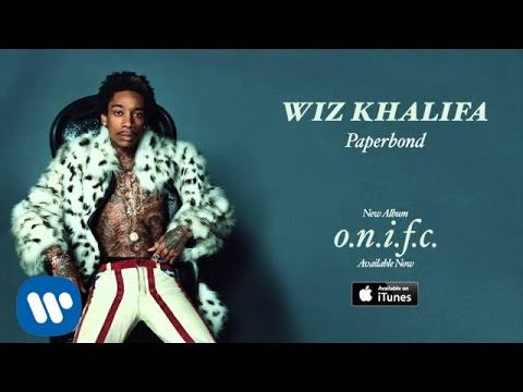 Wiz Khalifa - Paperbond [Official Audio]