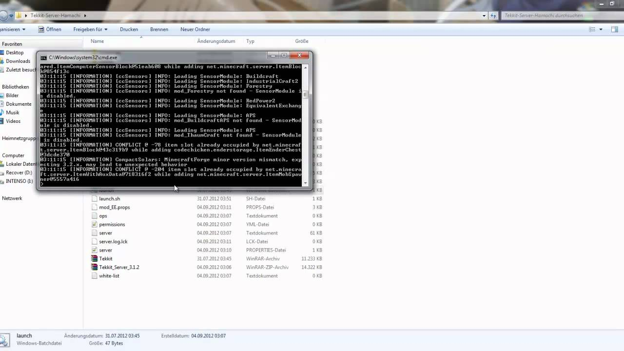 Tutorial Tekkit Server Hamachi German YouTube - Minecraft tekkit server erstellen hamachi